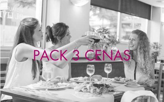 Pack 3 Cenas