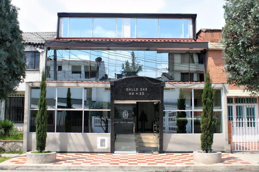Hotel Ejecutivo Embajada