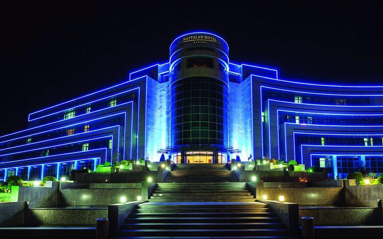 Gashalti Health Hotel Naftalan*****