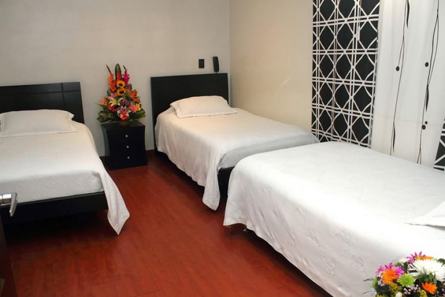 Habitación Triple (3 camas)