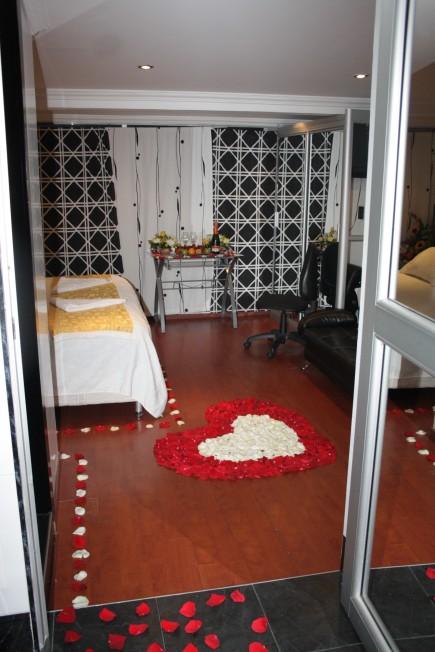 Suite + Plan Romántico 2