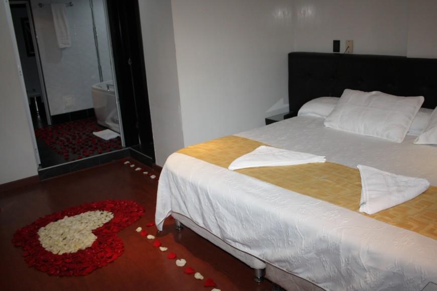 Suite + Plan Romántico 1