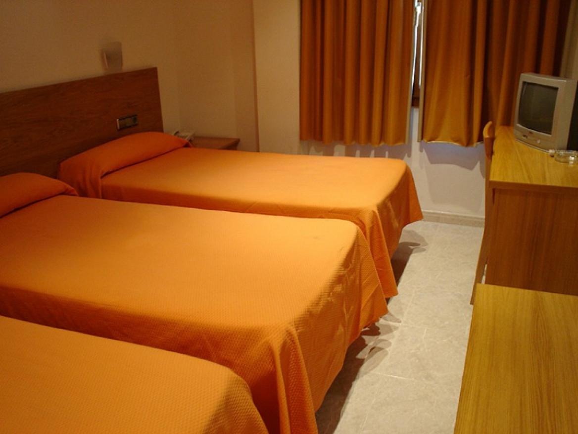 Habitación Triple - 3 camas individual
