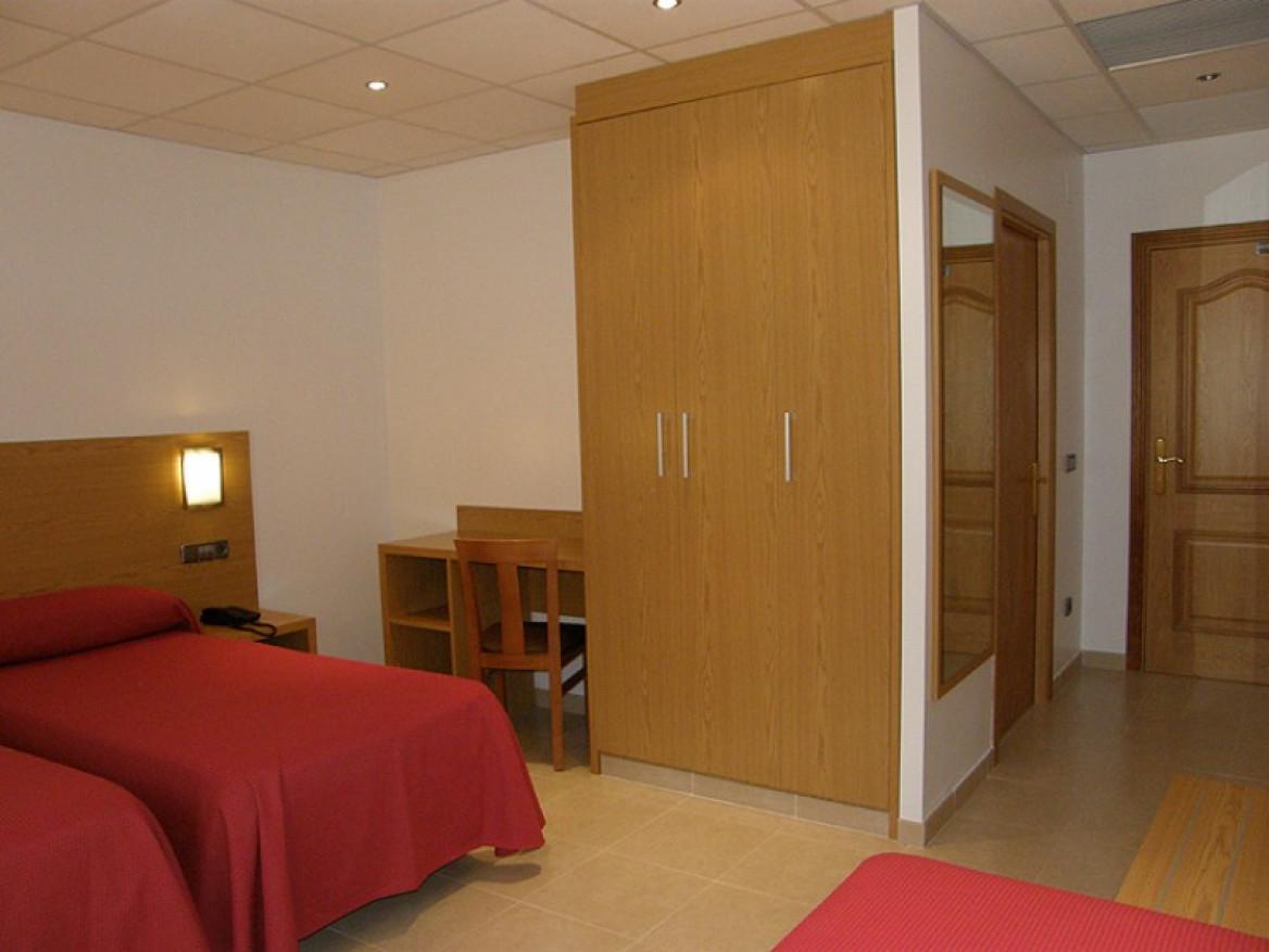 Habitación Triple - 1 matrimonio / 1 individual