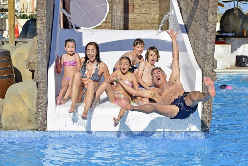 Holidays with children, at the best price!