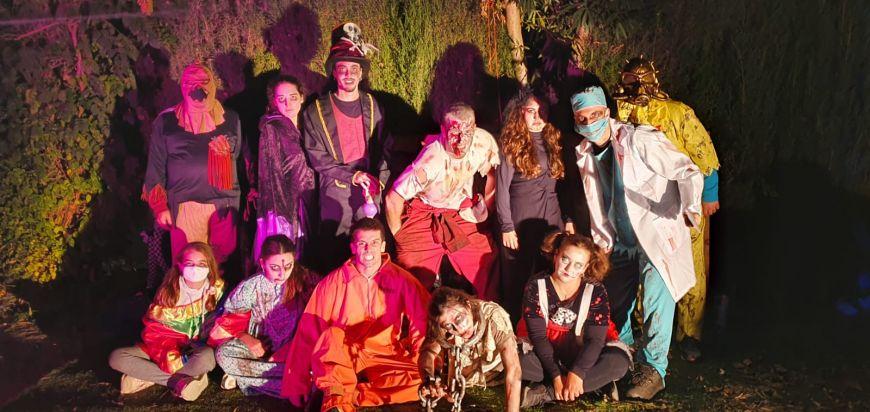 Halloween Alannia Els Prats