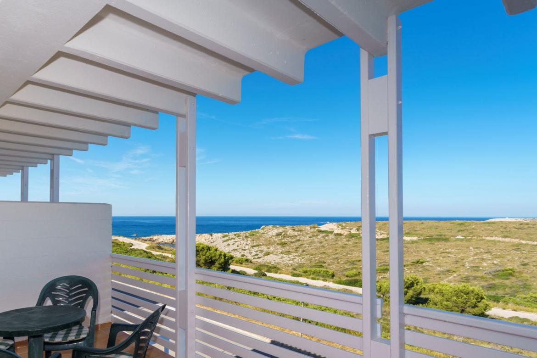 Apartamento de 2 habitaciones vistas al mar